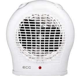 Teplovzdušný ventilátor ECG TV 30 Bílý - ECG