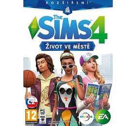 Hra EA PC The Sims 4 - Život ve městě - EA Games