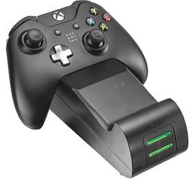 TRUST GXT 247 Xbox One Duo Charging Dock (20406) - Trust
