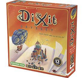 Karetní hra ADC Blackfire Dixit Odyssey - ADC Blackfire