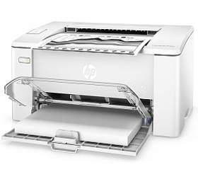 Tiskárna laserová HP LaserJet Pro M102w, bílá (G3Q35A) - HP