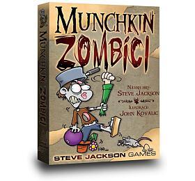 Munchkin - Zombíci - Steve Jackson Games