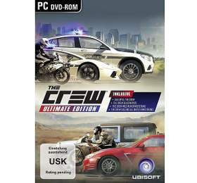 PC The Crew Ultimate Edition - Ubisoft