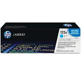 HP tisková kazeta azurová, CB541A - HP