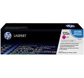 HP tisková kazeta purpurová, CB543A - HP