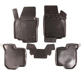Gumové koberce Seat Altea Freetrack (5P) (07-) (2D) SIXTOL - Sixtol