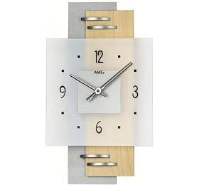 Nástěnné hodiny 9248 AMS 36cm - AMS