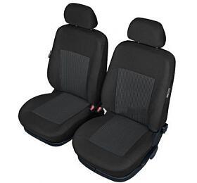 Autopotahy BONN na přední sedadla, antracit SIXTOL - Sixtol