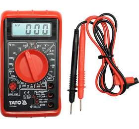 Multimetr digitální YATO - Yato