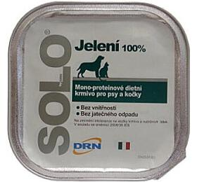 SOLO 100% Jelen 100g - Solo