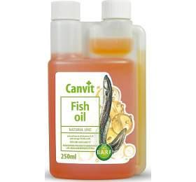 Canvit Natural Line Fish oil 250 ml - Canvit
