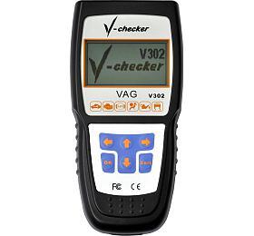 V302 V-checker profi diagnostika VW group SIXTOL - Sixtol