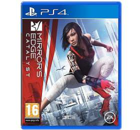 PS4 - Mirrors Edge: Catalyst - ELECTRONIC ARTS