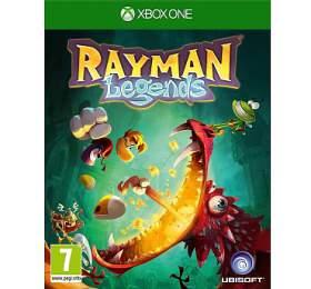 XONE - Rayman Legends (3307215774687) - Ubisoft