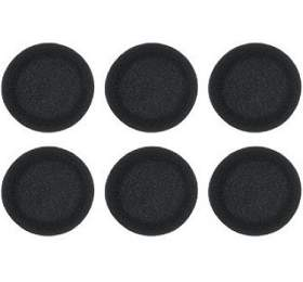 Příslušenství Koss molitanové náušníky pro PORTA PRO, 3 páry - černá - Koss