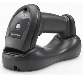 Čtečka Motorola LI4278, bezdrátový snímač, KIT, černý, USB (LI4278-TRBU0100ZER) - Motorola