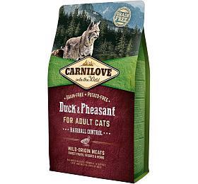 Carnilove Cat Adult Duck & Pheasant Grain Free 2 kg - Carnilove