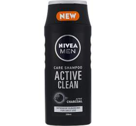 Šampon Nivea Men Active Clean, 250 ml - Nivea