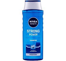 Šampon Nivea Men Strong Power, 400 ml - Nivea