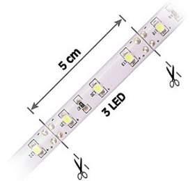 Ostatní LED pásek 2835-060, modul 5cm, 12W, teplá bílá, 1080lm, IP65 - Ostatní