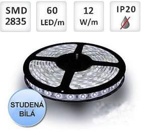 Ostatní LED pásek 2835-060, modul 5cm, 12W, studená bílá, 1080lm, IP20 - Ostatní