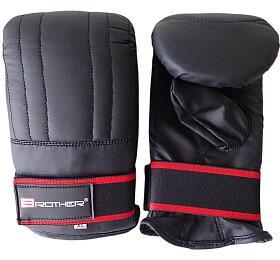 ACRA Boxerské kožené rukavice pytlovky, vel.M - Acra