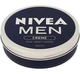Denní pleťový krém Nivea Men Creme, 150 ml - Nivea