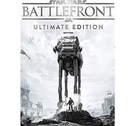 PC CD - Star Wars Battlefront - Ultimate Edition - ELECTRONIC ARTS