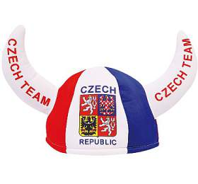 Klobouk rohy ČR 2 SportTeam - SportTeam