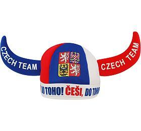 Klobouk rohy ČR 5 SportTeam - SportTeam