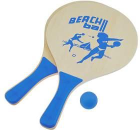 Plážový tenis set SportTeam, sv. modrý - SportTeam