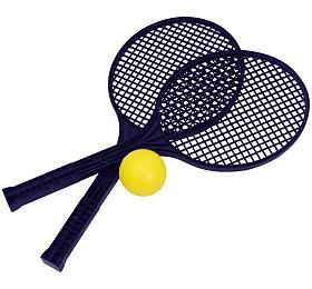 Softtenisový set 3 SportTeam, 2x raketa, 1x míček - SportTeam