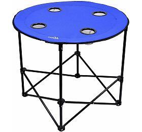 Stůl kempingový skládací SPLIT modrý CATTARA - CATTARA