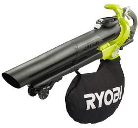 Ryobi RBV36B, aku 36V bezuhlíkový vysavač / foukač(bez baterie a nabíječky) - Ryobi