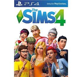 Hra pro PS4 EA The Sims 4 - EA Games