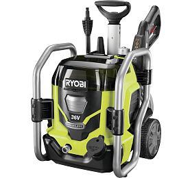 Ryobi RPW36120HI, aku 36 V bezuhlíkový vysokotlaký čistič 120 bar - Ryobi